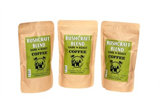 Bushcraft Blend Dark Roast 300G Filtre Kahve