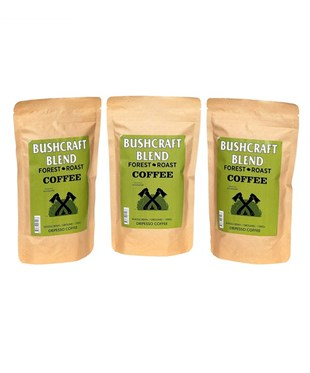 Bushcraft Blend Forest Roast 300G Filtre Kahve